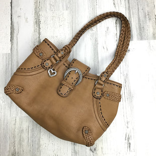 Primary Photo - BRAND: BRIGHTON O STYLE: HANDBAG DESIGNER COLOR: BROWN SIZE: MEDIUM OTHER INFO: WESTERN STYLE SKU: 258-25885-31554