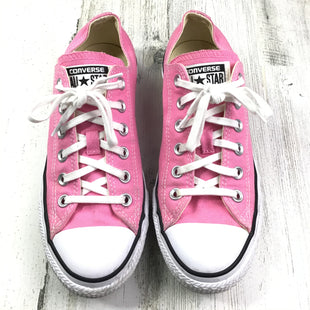 Primary Photo - BRAND: CONVERSE STYLE: SHOES FLATS COLOR: PINK SIZE: 8 SKU: 258-258113-6545
