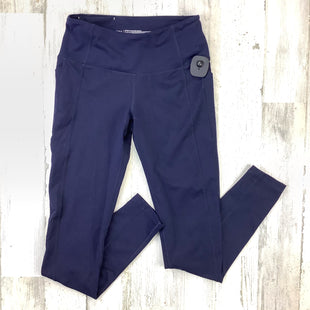 Primary Photo - BRAND: VICTORIAS SECRET STYLE: ATHLETIC PANTS COLOR: NAVY SIZE: S SKU: 258-25873-39294