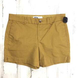 Primary Photo - BRAND: OLD NAVY STYLE: SHORTS COLOR: CAMEL SIZE: 8 SKU: 258-25873-37530