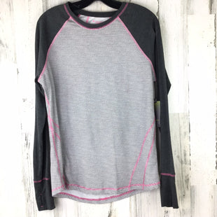 Primary Photo - BRAND: TEK GEAR STYLE: ATHLETIC TOP COLOR: GREY SIZE: L OTHER INFO: NWT   RETAIL $20.00 SKU: 258-258113-9343