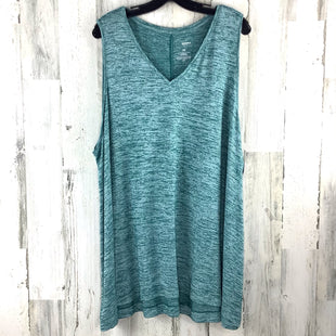 Primary Photo - BRAND: SONOMA STYLE: TOP SLEEVELESS BASIC COLOR: GREEN SIZE: 3X SKU: 258-25871-10416