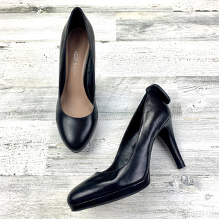 Primary Photo - BRAND: FRANCO SARTO STYLE: SHOES HIGH HEEL COLOR: BLACK SIZE: 6 SKU: 258-25898-9136