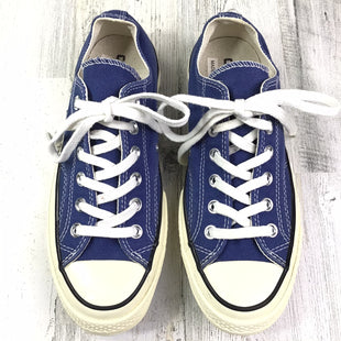 Primary Photo - BRAND: CONVERSE STYLE: SHOES FLATS COLOR: BLUE SIZE: 8 SKU: 258-25885-28960