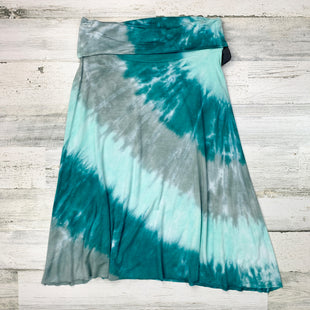 Primary Photo - BRAND:    CLOTHES MENTOR STYLE: SKIRT COLOR: GREENSIZE: 8 OTHER INFO: TIE DYE SKU: 258-25877-16462