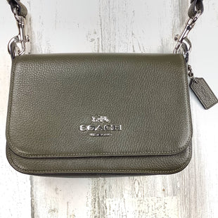Primary Photo - BRAND: COACH STYLE: HANDBAG DESIGNER COLOR: OLIVE SIZE: MEDIUM OTHER INFO: JES CROSSBODY SKU: 258-25873-37621