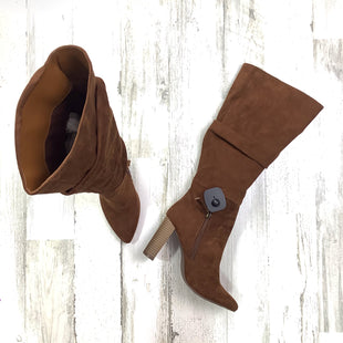Photo #1 - BRAND:    SCOOPSTYLE: BOOTS KNEE COLOR: BROWN SIZE: 7 OTHER INFO: SCOOP SKU: 258-258111-9867