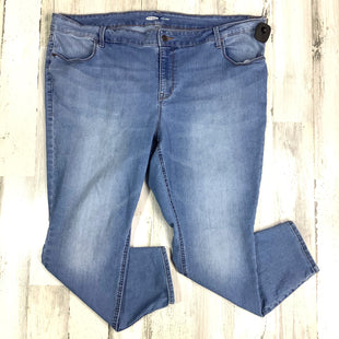 Primary Photo - BRAND: OLD NAVY STYLE: JEANS COLOR: DENIM BLUE SIZE: 24 SKU: 258-258113-6823