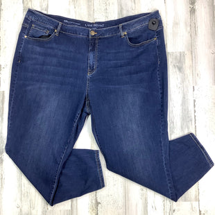 Primary Photo - BRAND: LANE BRYANT STYLE: JEANS COLOR: DENIM SIZE: 28 SKU: 258-258111-7948