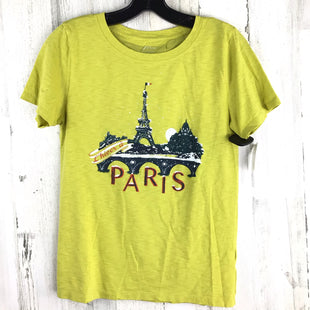 Primary Photo - BRAND: J CREW STYLE: TOP SHORT SLEEVE BASIC COLOR: GREEN SIZE: S SKU: 258-25885-33128