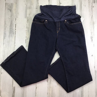 Primary Photo - BRAND: GAP STYLE: MATERNITY JEANS COLOR: DENIM SIZE: XL OTHER INFO: DARK WASH BOOT SKU: 258-25873-35609