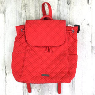 Primary Photo - BRAND: VERA BRADLEY CLASSIC STYLE: BACKPACK COLOR: RED SIZE: MEDIUM SKU: 258-25898-11303