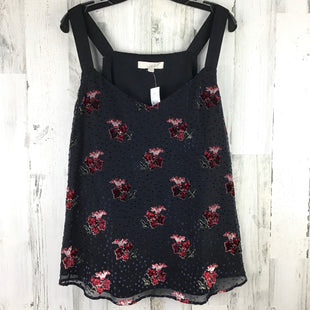 Primary Photo - BRAND: LOFT STYLE: TOP SLEEVELESS COLOR: BLACK SIZE: 2X OTHER INFO: NWT RT $54.50 SKU: 258-258121-981