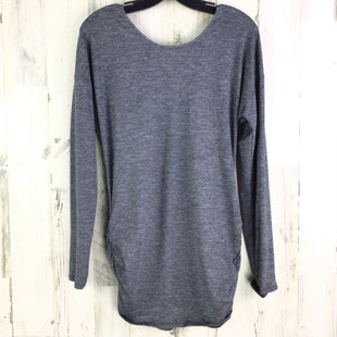 Primary Photo - BRAND: LUCY STYLE: ATHLETIC TOP COLOR: GREY SIZE: S SKU: 258-258113-9724