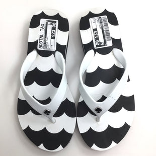Primary Photo - BRAND: KATE SPADE STYLE: SANDALS FLAT COLOR: BLACK SIZE: 6 OTHER: AS IS SKU: 258-258111-9914