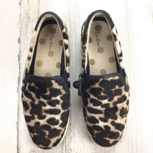 Primary Photo - BRAND: BODEN STYLE: SHOES FLATS COLOR: ANIMAL PRINT SIZE: 7 OTHER INFO: FAUX FUR SLIP ON *BS*SKU: 258-25871-12908
