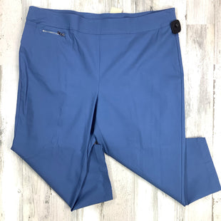 Primary Photo - BRAND:    CLOTHES MENTOR STYLE: PANTS COLOR: BLUE SIZE: 24 OTHER INFO: NWT RETAIL $54.00 SKU: 258-258113-5947