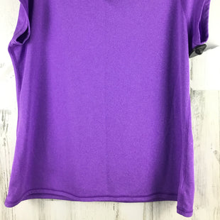 Primary Photo - BRAND: CHAMPION STYLE: ATHLETIC TOP SHORT SLEEVE COLOR: PURPLE SIZE: 2X SKU: 258-258111-10121
