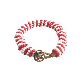 Primary Photo - BRAND: TORY BURCH STYLE: BRACELET COLOR: RED OTHER INFO: 3 SKU: 258-25873-38264
