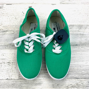 Primary Photo - BRAND:  CMF STYLE: SHOES FLATS COLOR: GREEN SIZE: 6.5 OTHER INFO: SHOES 18 SNEAKER LIKE SKU: 258-25877-17066