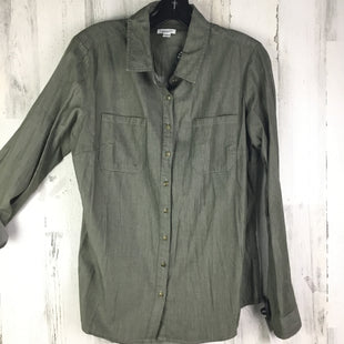Primary Photo - BRAND: WESTPORT STYLE: TOP LONG SLEEVE COLOR: OLIVE SIZE: M SKU: 258-25877-19408