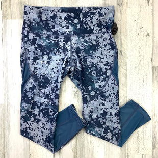 Primary Photo - BRAND: UNDER ARMOUR STYLE: ATHLETIC CAPRIS COLOR: BLUE SIZE: L SKU: 258-25885-33971