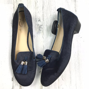 Primary Photo - BRAND: CLOTHES MENTOR STYLE: SHOES FLATS COLOR: NAVY SIZE: 6.5 OTHER INFO: VERO CUOIO AS IS.  *BS*SKU: 258-258113-9550.