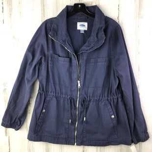 Primary Photo - BRAND: OLD NAVY STYLE: JACKET OUTDOOR COLOR: BLUE SIZE: XL SKU: 258-25885-31036