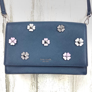 Primary Photo - BRAND: KATE SPADE STYLE: HANDBAG DESIGNER COLOR: NAVY SIZE: SMALL OTHER INFO: CAMERON CROSSBODY SKU: 258-25873-38114