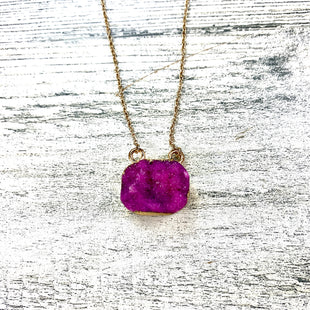 Primary Photo - BRAND:  CMF STYLE: NECKLACE COLOR: PURPLE OTHER INFO: 3 SKU: 258-25885-29243