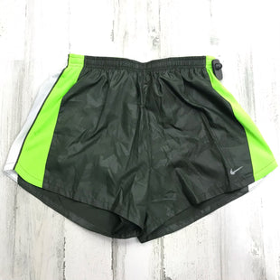 Primary Photo - BRAND: NIKE APPAREL STYLE: ATHLETIC SHORTS COLOR: OLIVE SIZE: M SKU: 258-25877-20290
