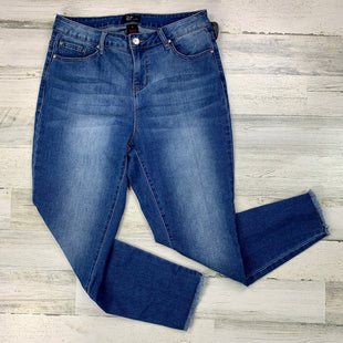 Primary Photo - BRAND: EARL JEAN STYLE: JEANS COLOR: DENIM BLUE SIZE: 12 SKU: 258-258113-8061
