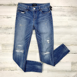 Primary Photo - BRAND: WHITE HOUSE BLACK MARKET STYLE: JEANS COLOR: DENIM BLUE SIZE: 2 SKU: 258-258113-9414