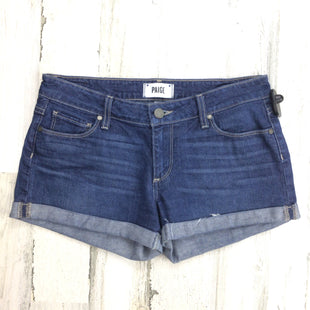 Primary Photo - BRAND: PAIGE STYLE: SHORTS COLOR: DENIM BLUE SIZE: 2 SKU: 258-258113-11449