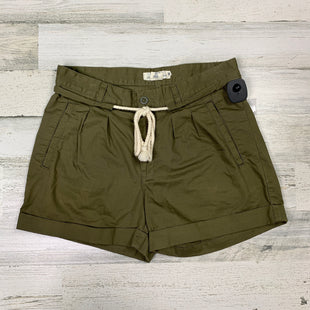 Primary Photo - BRAND: LOGG STYLE: SHORTS COLOR: GREEN SIZE: 8 SKU: 258-258113-7207
