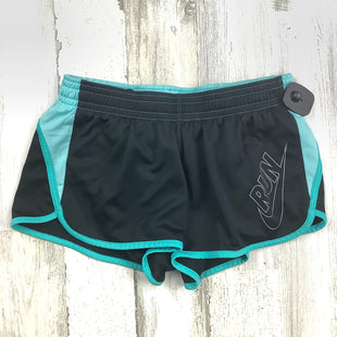 Primary Photo - BRAND: NIKE APPAREL STYLE: ATHLETIC SHORTS COLOR: BLACK SIZE: M SKU: 258-25877-21438