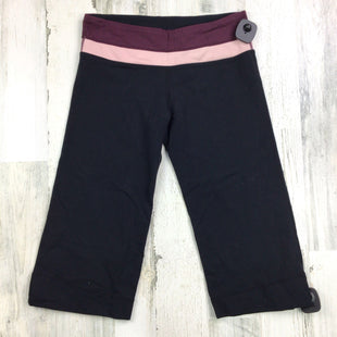 Primary Photo - BRAND: LULULEMON STYLE: ATHLETIC CAPRIS COLOR: BLACK SIZE: S OTHER INFO: ND SC AS IS SKU: 258-25811-13175