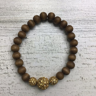 Primary Photo - BRAND: STELLA AND DOT STYLE: BRACELET COLOR: BROWN OTHER INFO: 27- PROSPER SKU: 258-25877-17862