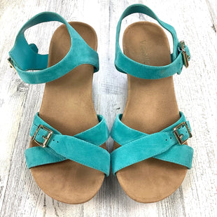 Primary Photo - BRAND: VIONIC STYLE: SANDALS LOW COLOR: TEAL SIZE: 7.5 SKU: 258-25873-39060