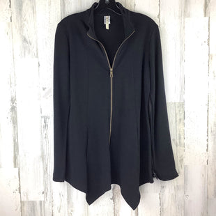 Primary Photo - BRAND: XCVI STYLE: JACKET OUTDOOR COLOR: BLACK SIZE: S SKU: 258-25871-12678