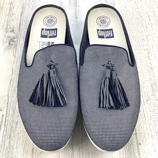 Primary Photo - BRAND: FITFLOP STYLE: SHOES FLATS COLOR: NAVY SIZE: 8.5 SKU: 258-25873-39000