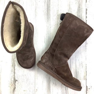 Primary Photo - BRAND: UGG STYLE: BOOTS DESIGNER COLOR: BROWN SIZE: 7 SKU: 258-258111-11755