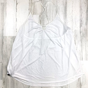 Primary Photo - BRAND: LULULEMON STYLE: ATHLETIC TANK TOP COLOR: WHITE SIZE: L SKU: 258-25885-33293