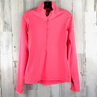 Primary Photo - BRAND: NIKE APPAREL STYLE: ATHLETIC TOP COLOR: CORAL SIZE: S SKU: 258-25885-33694