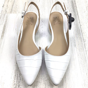 Primary Photo - BRAND: NATURALIZER STYLE: SHOES LOW HEEL COLOR: WHITE SIZE: 6.5 SKU: 258-258113-9796