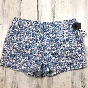 Primary Photo - BRAND: GAP O STYLE: SHORTS COLOR: BLUE SIZE: 4 OTHER INFO: FLORAL SKU: 258-25877-18031