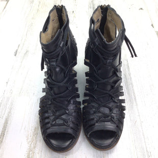 Primary Photo - BRAND: FREEBIRD STYLE: BOOTS ANKLE COLOR: BLACK SIZE: 8 OTHER INFO: SANDAL STYLE SKU: 258-25871-12810