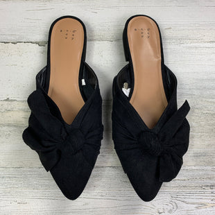 Primary Photo - BRAND: A NEW DAY STYLE: SHOES FLATS COLOR: BLACK SIZE: 9.5 SKU: 258-258120-901