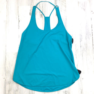 Primary Photo - BRAND: LULULEMON STYLE: ATHLETIC TANK TOP COLOR: BLUE SIZE: L SKU: 258-25885-32863