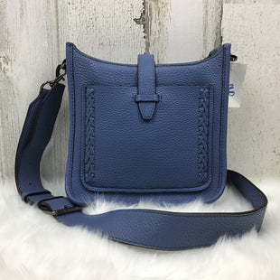 Primary Photo - BRAND: REBECCA MINKOFF STYLE: HANDBAG DESIGNER COLOR: BLUE SIZE: SMALL OTHER INFO: CROSSBODY SKU: 258-25885-31914
